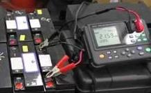 Thiết bị đo kiểm tra ắc quy và pin