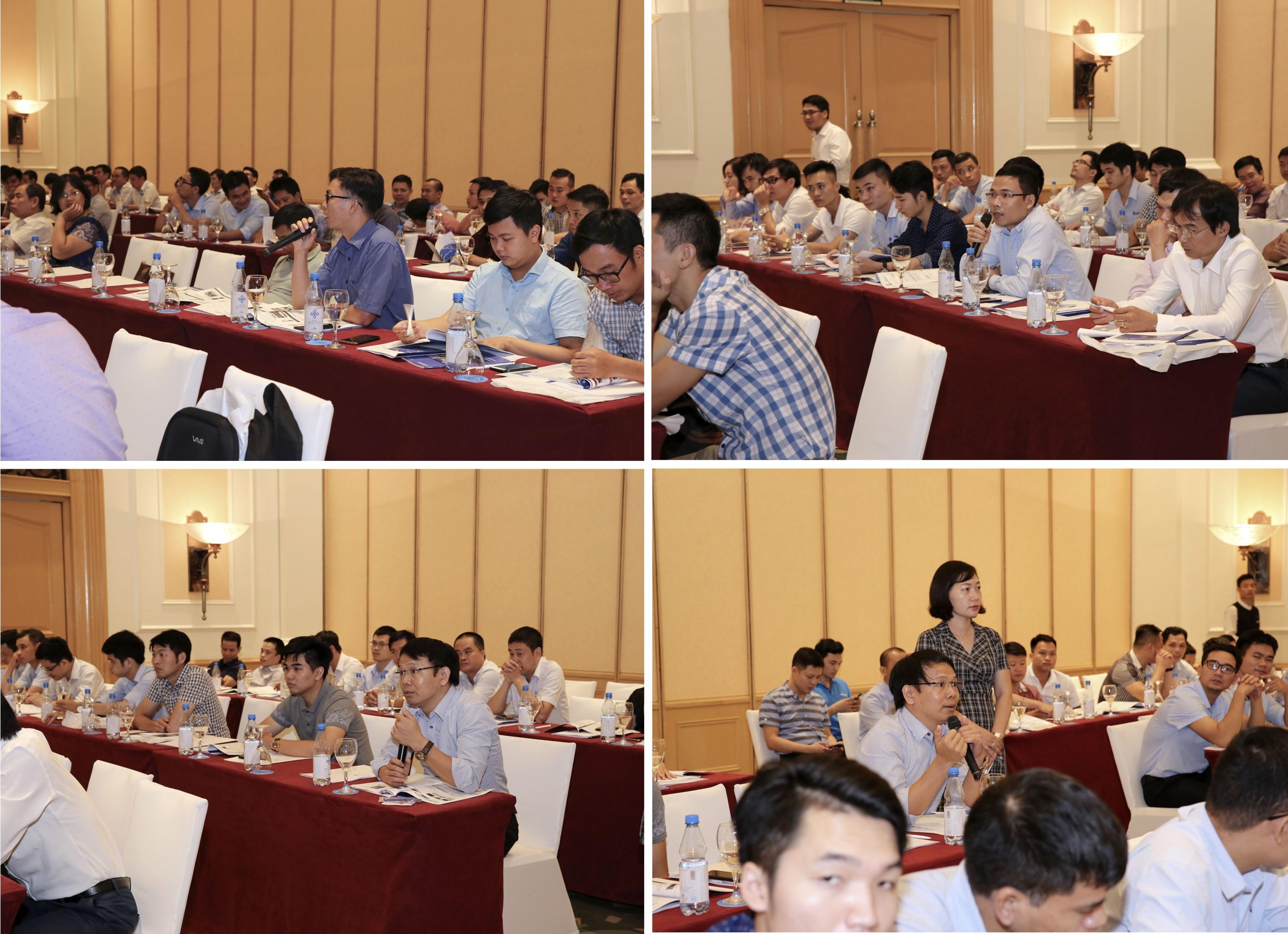 hội thảo phân tích chất lượng điện mặt trời