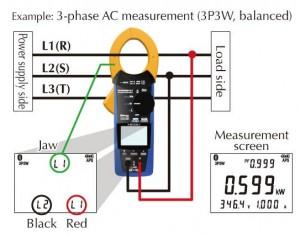 Hioki CM3286_Simple wiring guide