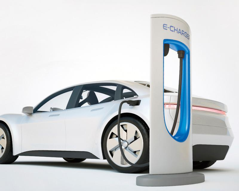 Verify the quality of power supplied by an EV rapid charger