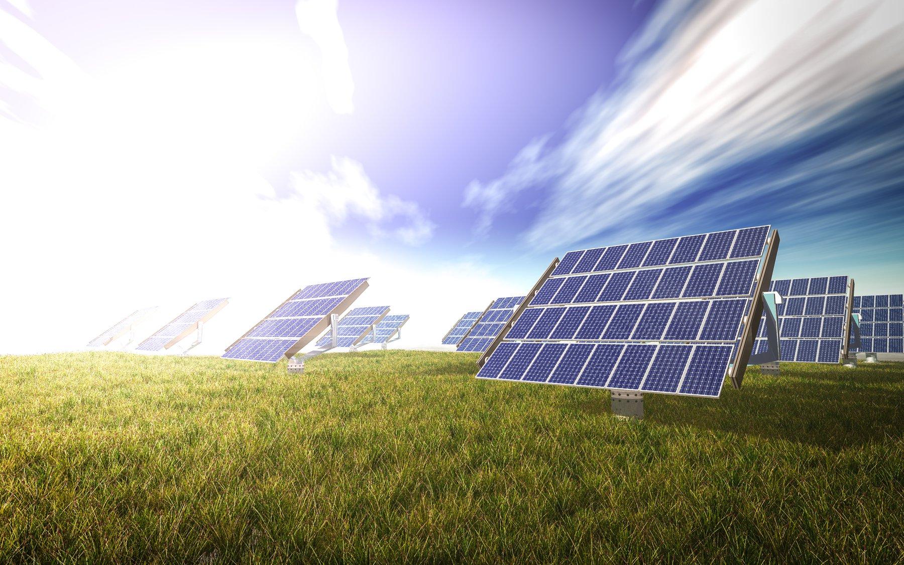 Hệ thống Điện mặt trời