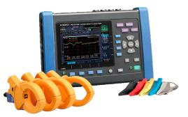 Power Quality Analyzer PQ3198 Hioki