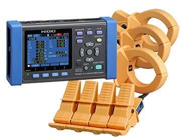 Thiết bị đo công suất và năng lượng Hioki Clamp On Power Logger PW3365