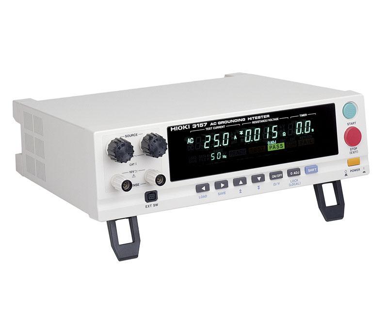 Kết hợp Thiết bị đo dòng rò Hioki STT5540 để kiểm Tra Dòng Rò và Dây Dẫn An Toàn